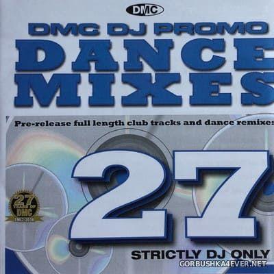 [DMC] Dance Mixes 27 [2010]