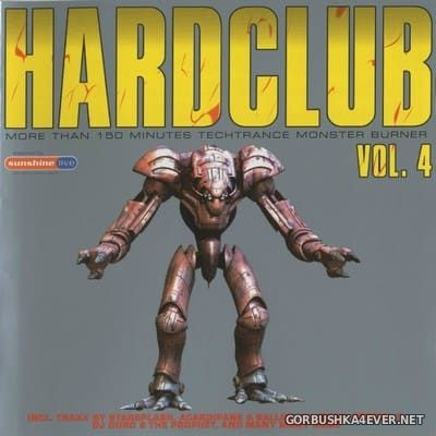 [Tunnel Records] Hardclub vol 4 [2005] / 2xCD / Mixed by DJ Shane