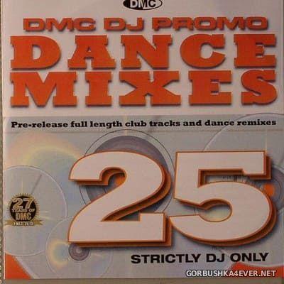 [DMC] Dance Mixes 25 [2010]
