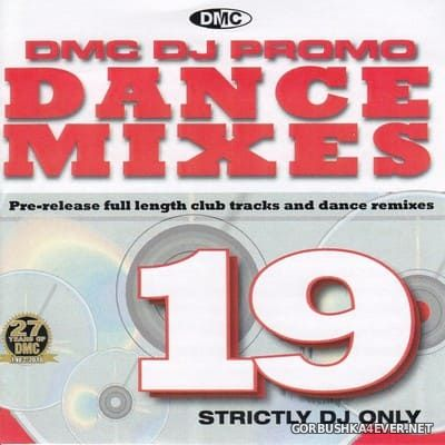 [DMC] Dance Mixes 19 [2010]