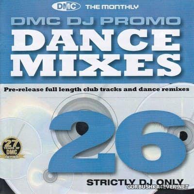 [DMC] Dance Mixes 26 [2010]