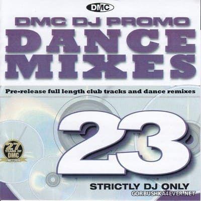 [DMC] Dance Mixes 23 [2010]