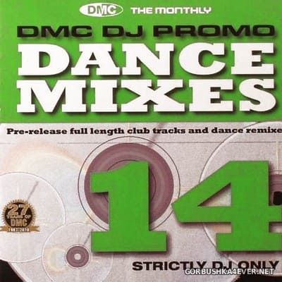 [DMC] Dance Mixes 14 [2010]