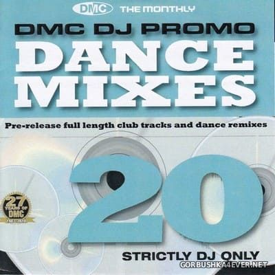 [DMC] Dance Mixes 20 [2010]