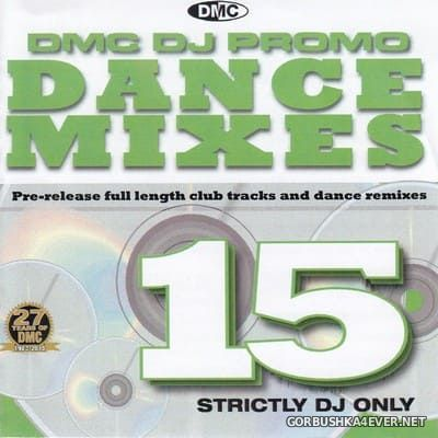 [DMC] Dance Mixes 15 [2010]
