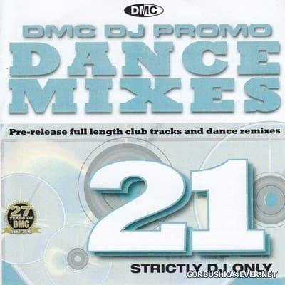 [DMC] Dance Mixes 21 [2010]