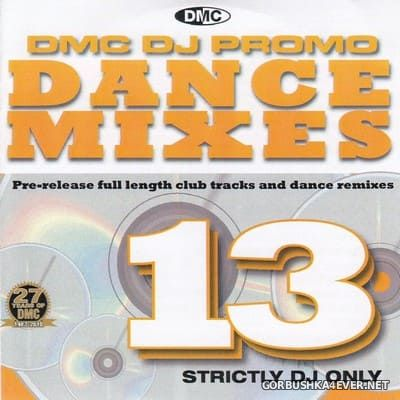 [DMC] Dance Mixes 13 [2010]