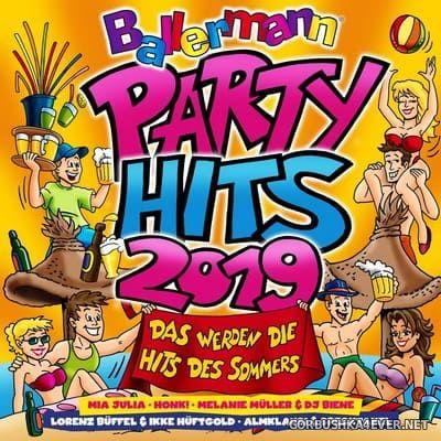 Ballermann Party Hits 2019 - das Werden die Hits des Sommers [2019] / 2xCD