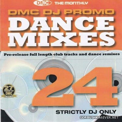 [DMC] Dance Mixes 24 [2010]
