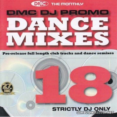 [DMC] Dance Mixes 18 [2010]