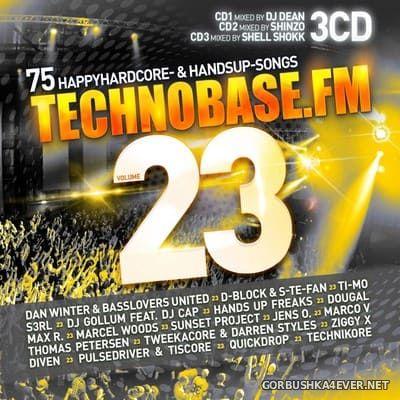 Technobase.FM vol 23 [2019] / 3xCD