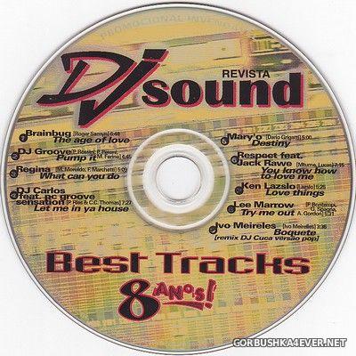 [Paradoxx Music] DJ Sound Best Tracks 8 Anos! [1998]