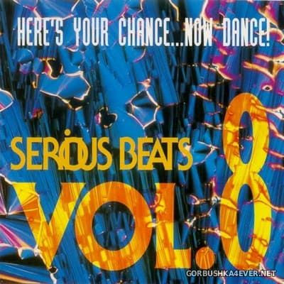 [Antler-Subway] Serious Beats 8 [1993] / 2xCD
