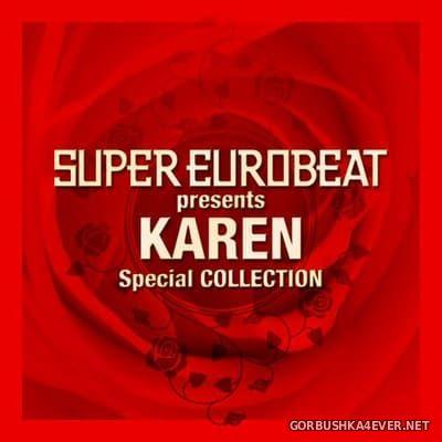 Super Eurobeat presents Karen (Special Collection) [2010]