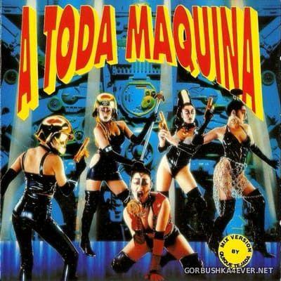 [Blanco y Negro] A Toda Maquina [1993] / 2xCD