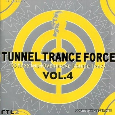 Tunnel Trance Force vol 4 [1998] / 2xCD / Mixed by DJ Dean