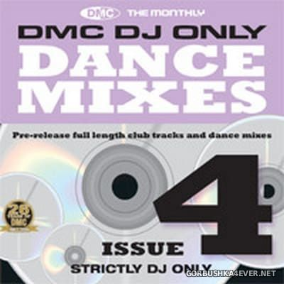 [DMC] Dance Mixes 4 [2009]