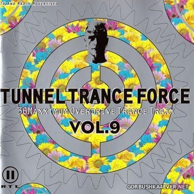 Tunnel Trance Force vol 9 [1999] / 2xCD / Mixed by DJ Dean