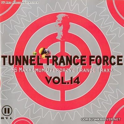 Tunnel Trance Force vol 14 [2000] / 2xCD / Mixed by DJ Dean
