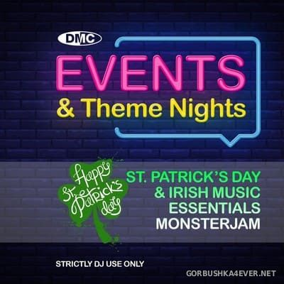 [DMC] St Patricks Day & Irish Music Essentials Monsterjam 1 [2019]