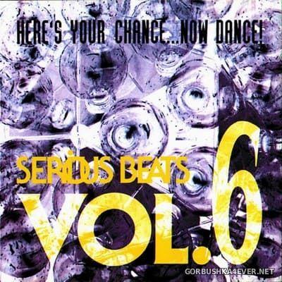 [BMG Ariola] Serious Beats 6 [1992] / 2xCD