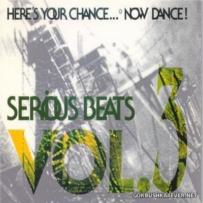 [Trance Mission] Serious Beats 3 [1991] / 2xCD