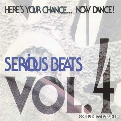 [Trance Mission] Serious Beats 4 [1992] / 2xCD