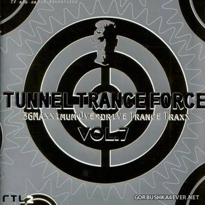 Tunnel Trance Force vol 7 [1998] / 2xCD / Mixed by DJ Dean