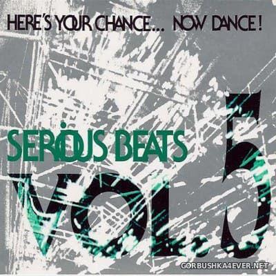 [BMG Ariola] Serious Beats 5 [1992] / 2xCD