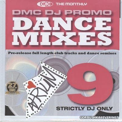 [DMC] Dance Mixes 9 [2010]