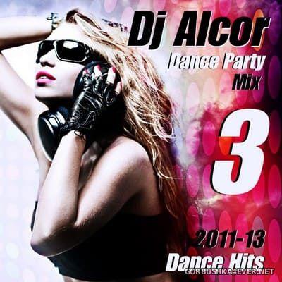 DJ Alcor - Dance Party Mix vol 3 [2011]