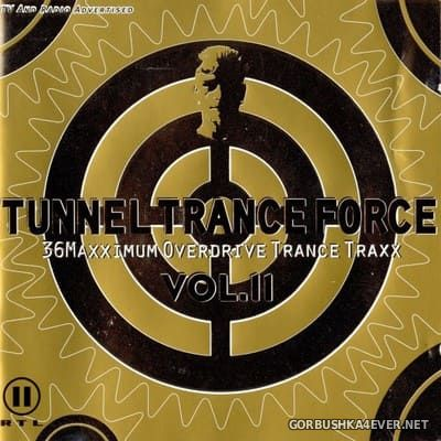 Tunnel Trance Force vol 11 [1999] / 2xCD / Mixed by DJ Dean