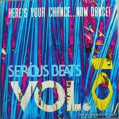 [Antler-Subway] Serious Beats 10 [1993] / 3xCD