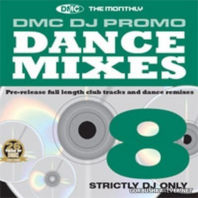 [DMC] Dance Mixes 8 [2009]