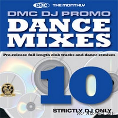 [DMC] Dance Mixes 10 [2010]