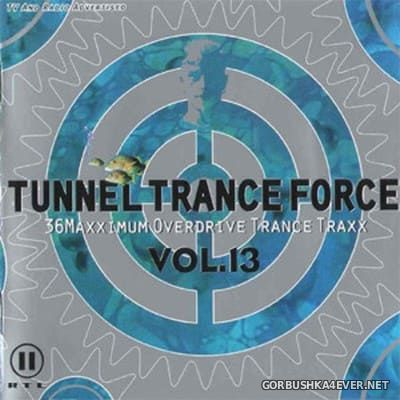 Tunnel Trance Force vol 13 [2000] / 2xCD / Mixed by DJ Dean