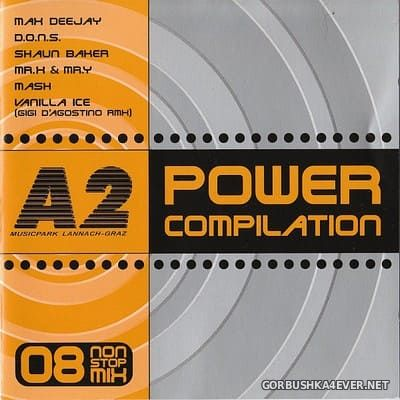 [Columbia] A2 Power Compilation vol 8 [2001]