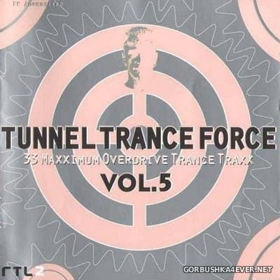 Tunnel Trance Force vol 5 [1998] / 2xCD / Mixed by DJ Dean