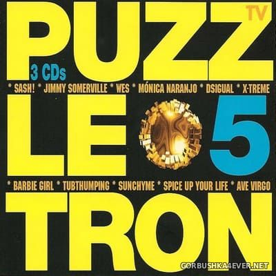 Puzzletron 5 [1997] / 3xCD