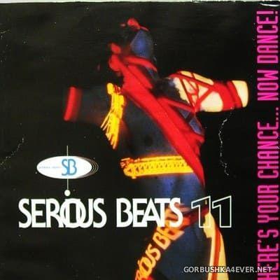 [Antler-Subway] Serious Beats 11 [1993] / 2xCD