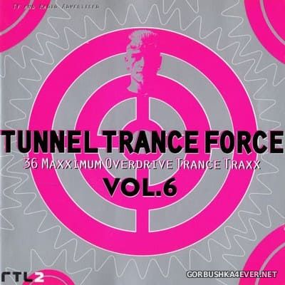 Tunnel Trance Force vol 6 [1998] / 2xCD / Mixed by DJ Dean