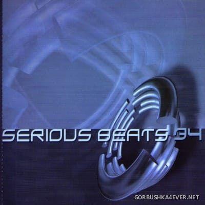 [Antler-Subway] Serious Beats 34 [2000] / 2xCD