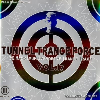 Tunnel Trance Force vol 17 [2001] / 2xCD / Mixed by DJ Dean