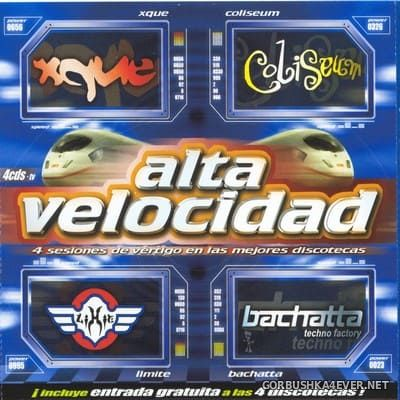 [Bit Music] Alta Velocidad [2003] / 4xCD