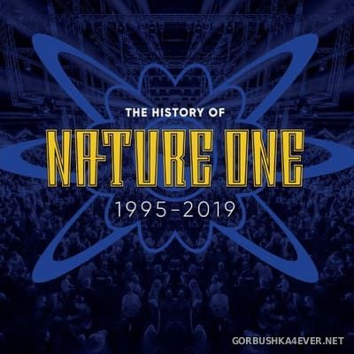 Nature One - The History 1995-2019 [2019] / 4xCD
