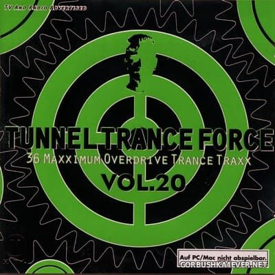 Tunnel Trance Force vol 20 [2002] / 2xCD / Mixed by DJ Dean