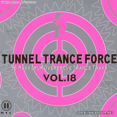 Tunnel Trance Force vol 18 [2001] / 2xCD / Mixed by DJ Dean
