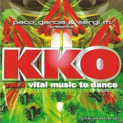 [Bit Music] KKO vol 4 - Vital Music To Dance [2003] / 2xCD