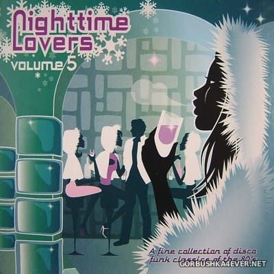 [PTG Records] Nighttime Lovers 5 [2007]