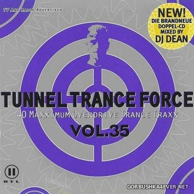 Tunnel Trance Force vol 35 [2005] / 2xCD / Mixed by DJ Dean